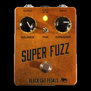 Black Cat Super Fuzz
