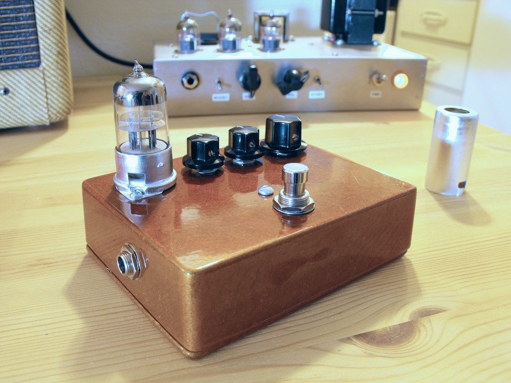 Everything You Need to Build DIY Guitar Pedals