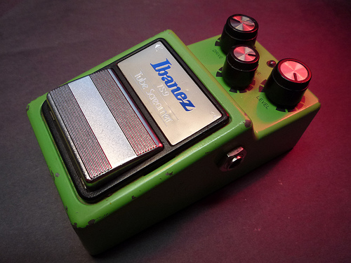 Dating ibanez tube screamer