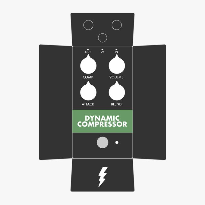 Dynamic Compressor Gear Supply Co Pedal