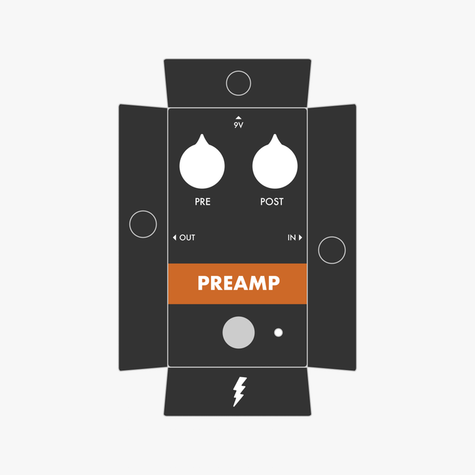gear supply co preamp