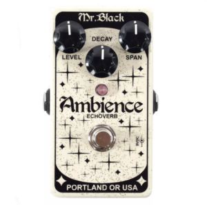 Mr Black Pedals Ambience