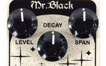 mr black ambience controls