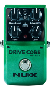 nux pedal drive core deluxe