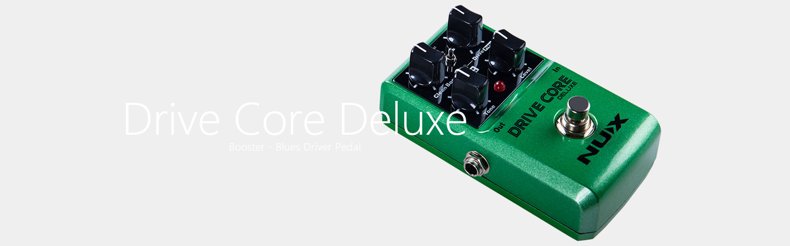 nux pedals