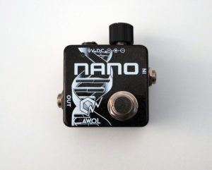 Nano Clean Boost by AWOL Pedals