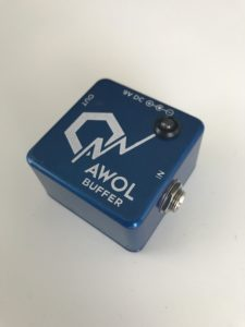 Awol Pedals Buffer Giveaway