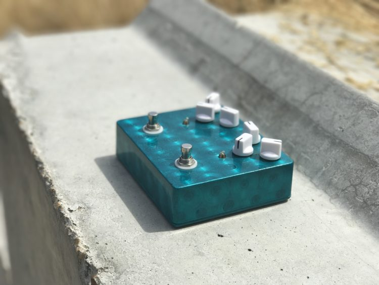 Chicago Stompworks Custom Pedal Build