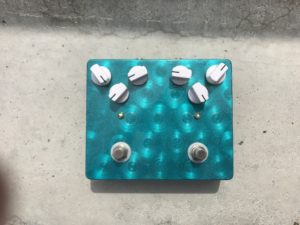 Chicago Stompworks Custom Build Pedal