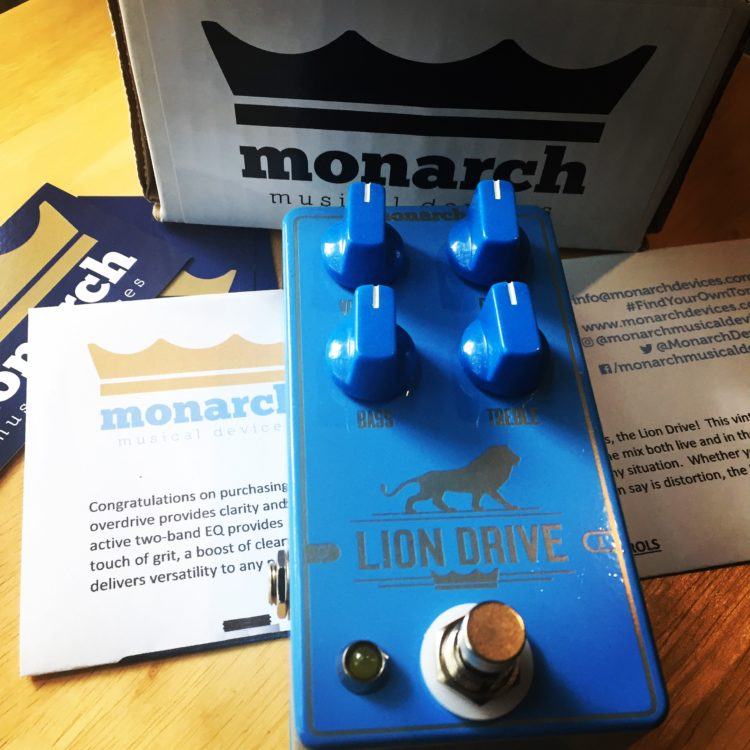 Lion Drive Monarch Musical Devices