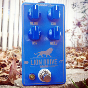 Lion Drive Overdrive Pedal