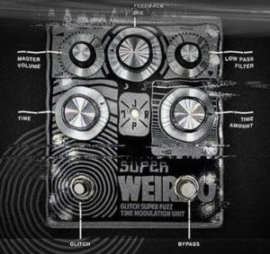 super weirdo controls