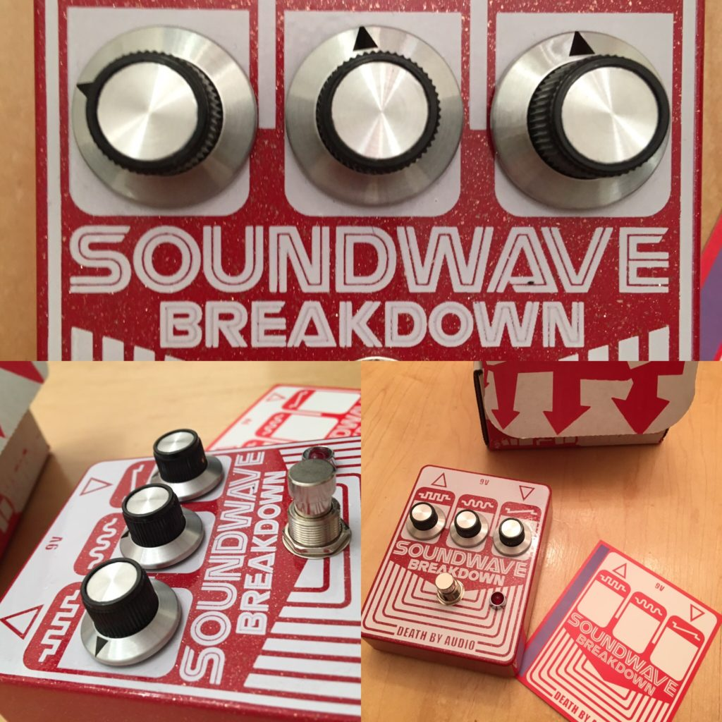 Soundwave Breakdown Pedal