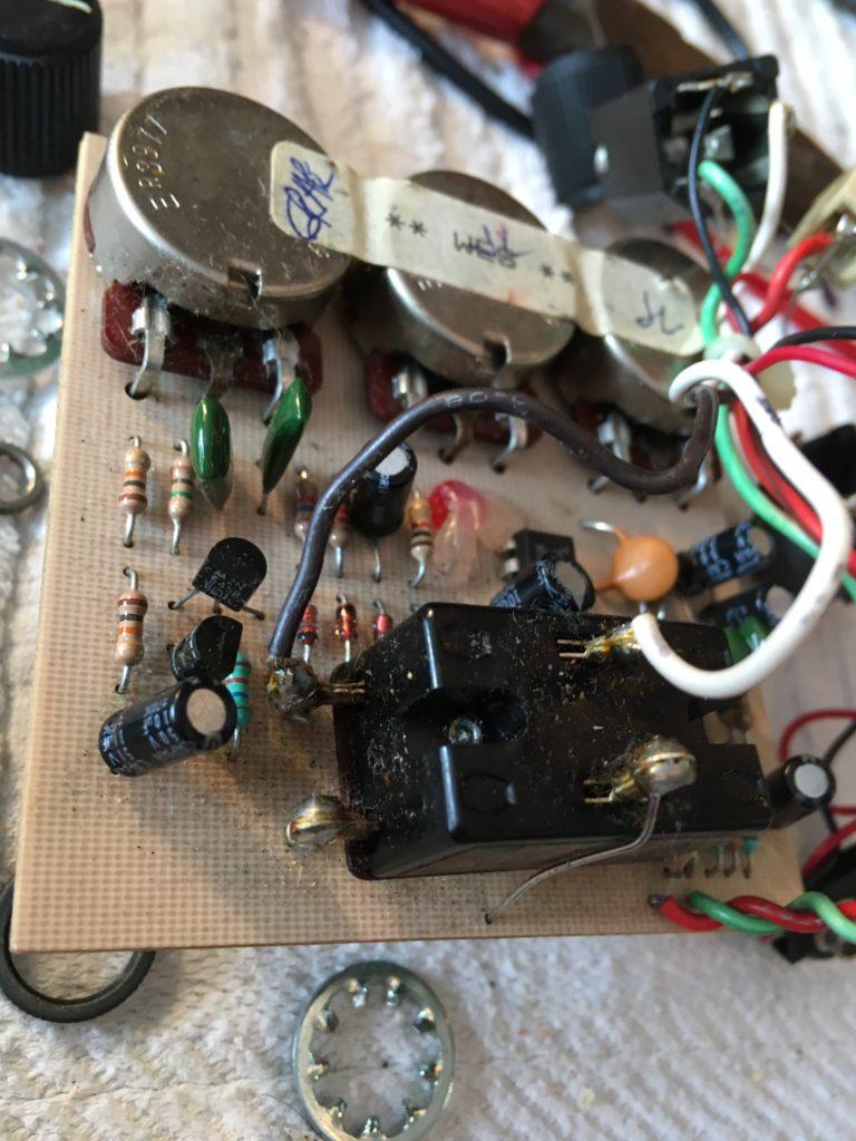 Pedal Circuit Board