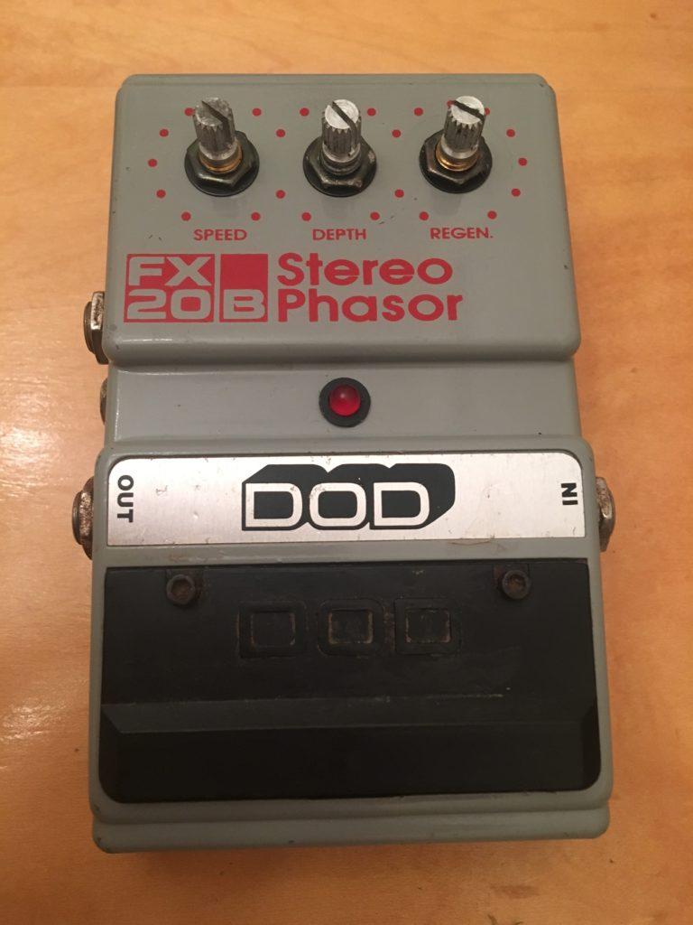 DOD Stereo Phaser