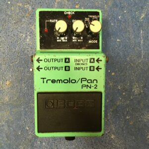 Boss Tremelo Pan pedal