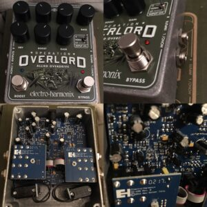 Electro Harmonix Overlord Pedal