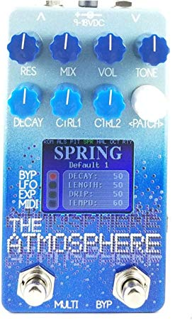 Atmosphere pedal