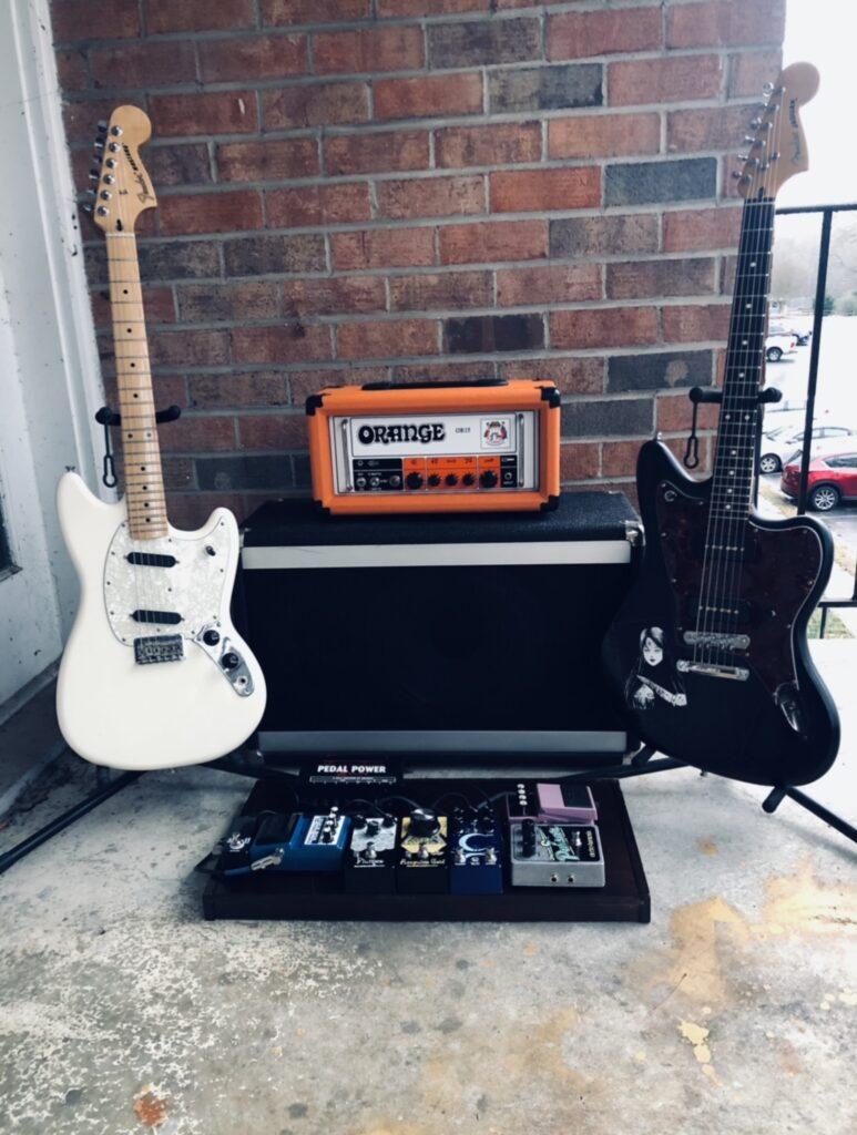 widow rings guitar rig