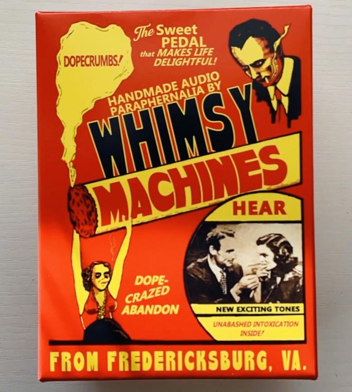 whimsy machines box