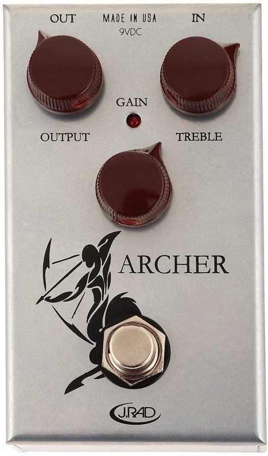 j rockett archer