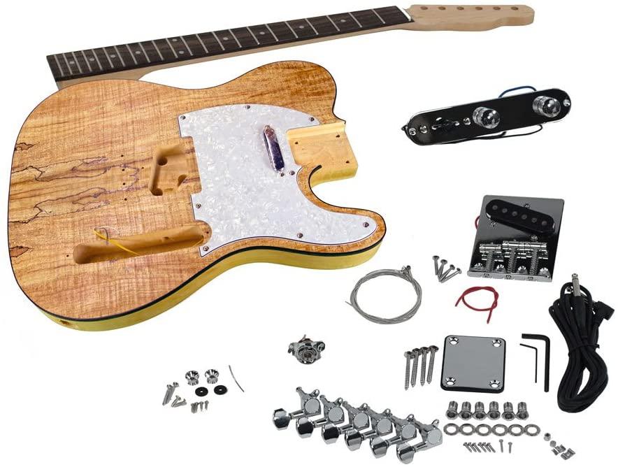 diy guitar build kit
