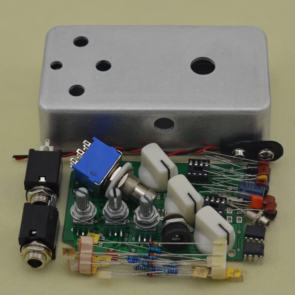 diy guitar pedal kit