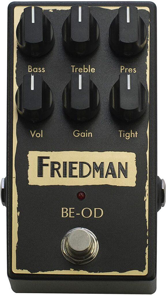 friedman amps be od