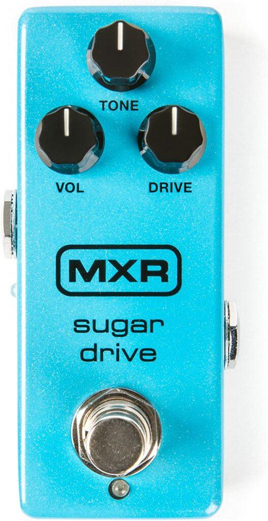 sugar drive mxr