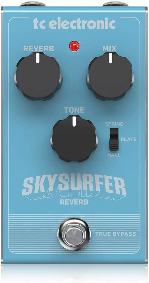skysurfer reverb pedal